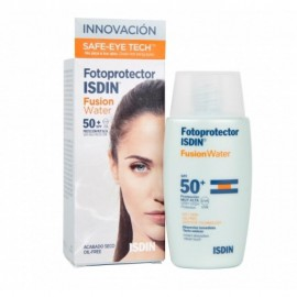 ISDIN FOTOPROTECTOR 50+ FUSION WATER 50ML